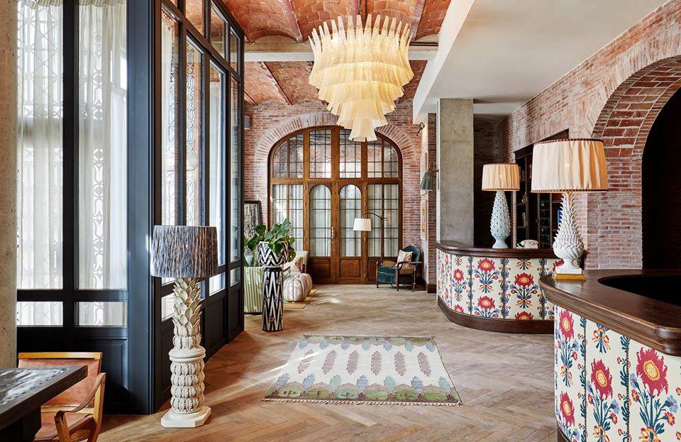 romantic hotels Barcelona