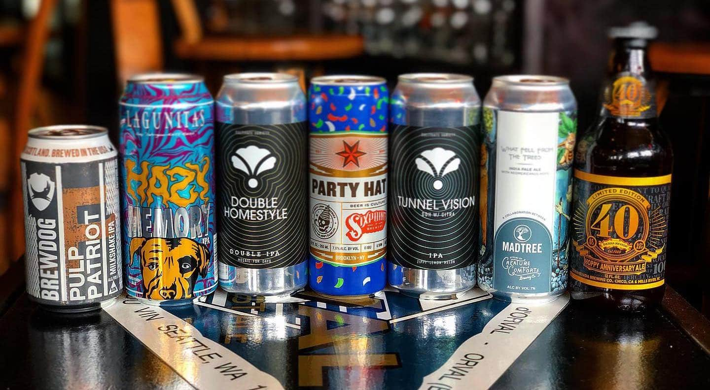 Where to Drink Craft Beer in Lexington