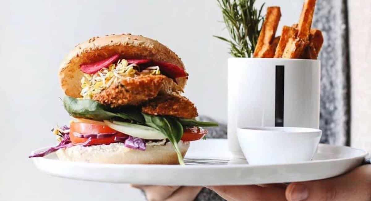 Best Vegan Burgers in Austria