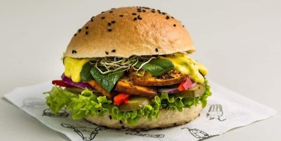 Best Vegan Burgers in Poland