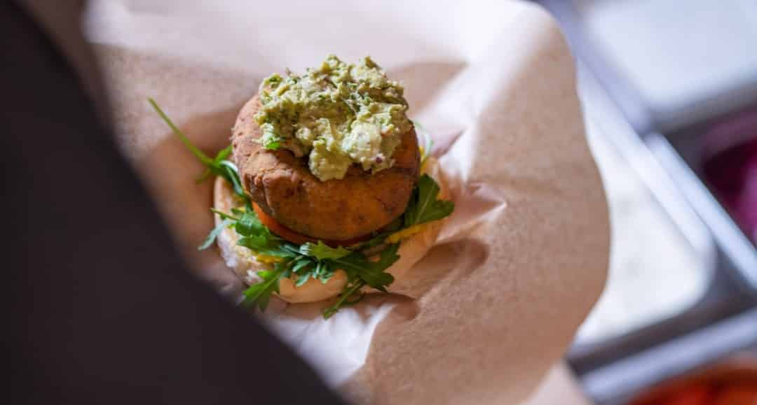 Best Vegan Burgers in Belfast
