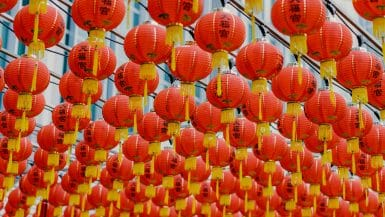 celebrate Chinese New Year 2020