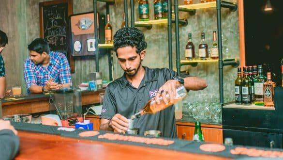 best bars Colombo