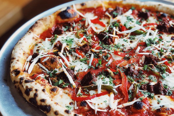 pizza in Arkansas
