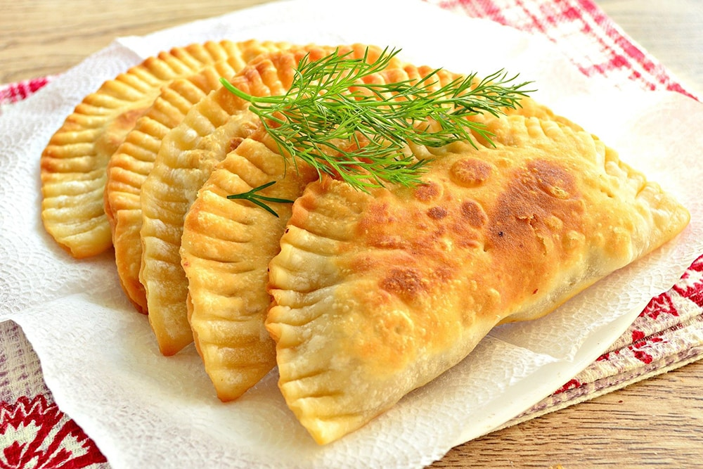 traditional Russian foods