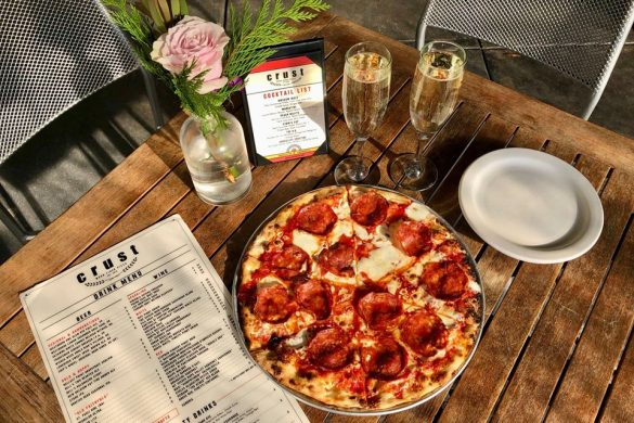 best pizzas Charleston