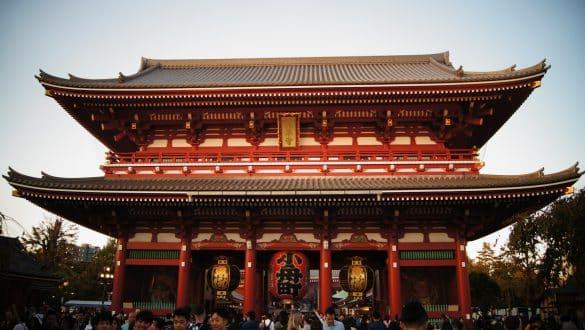 weekend in Tokyo
