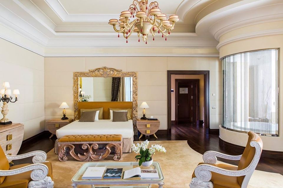 romantic hotels Rome