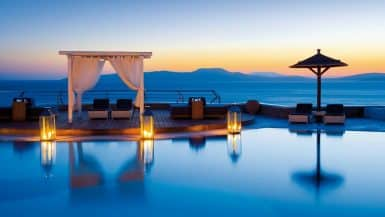 romantic hotels Mykonos
