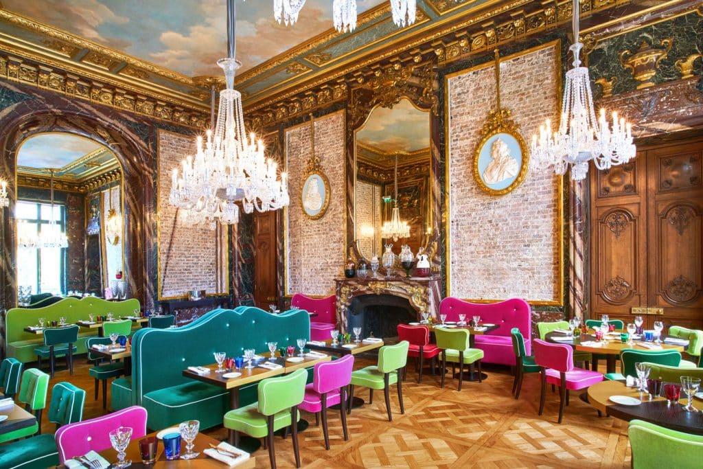 Best Restaurants For Valentine's Day Paris