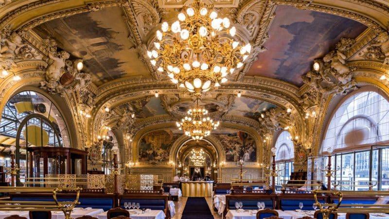 Best Restaurants For Valentine's Day Paris