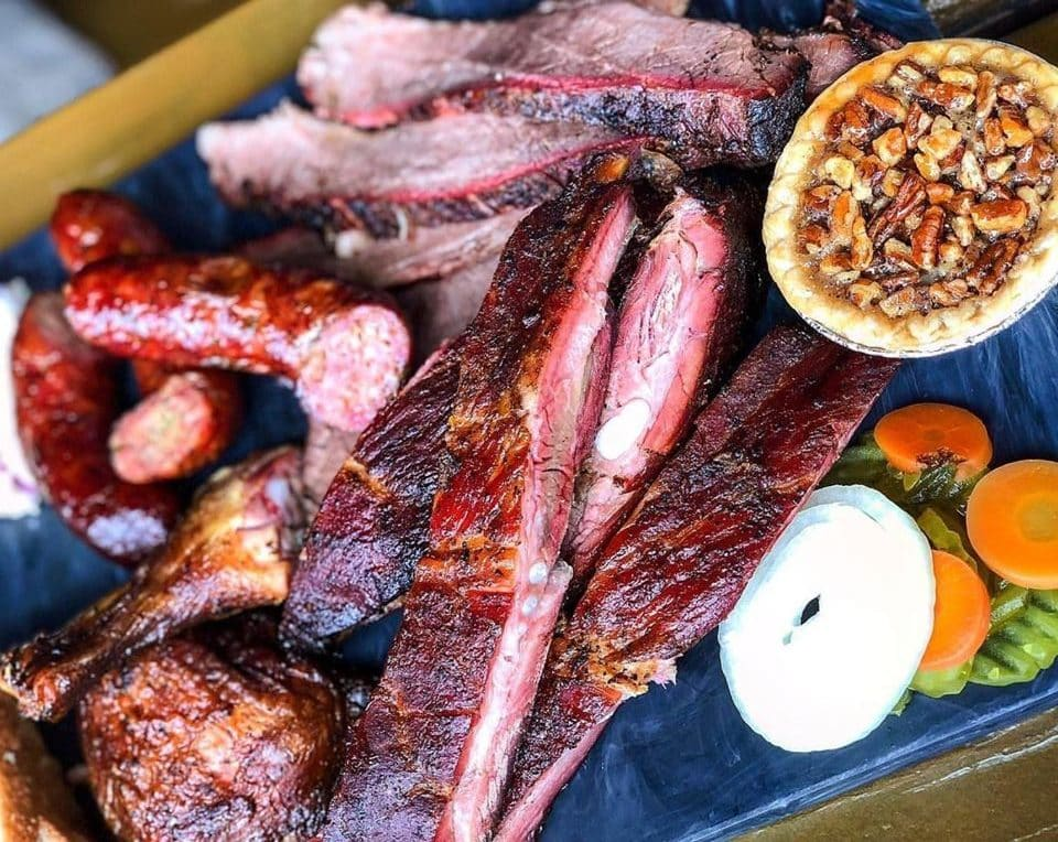 BBQ Houston