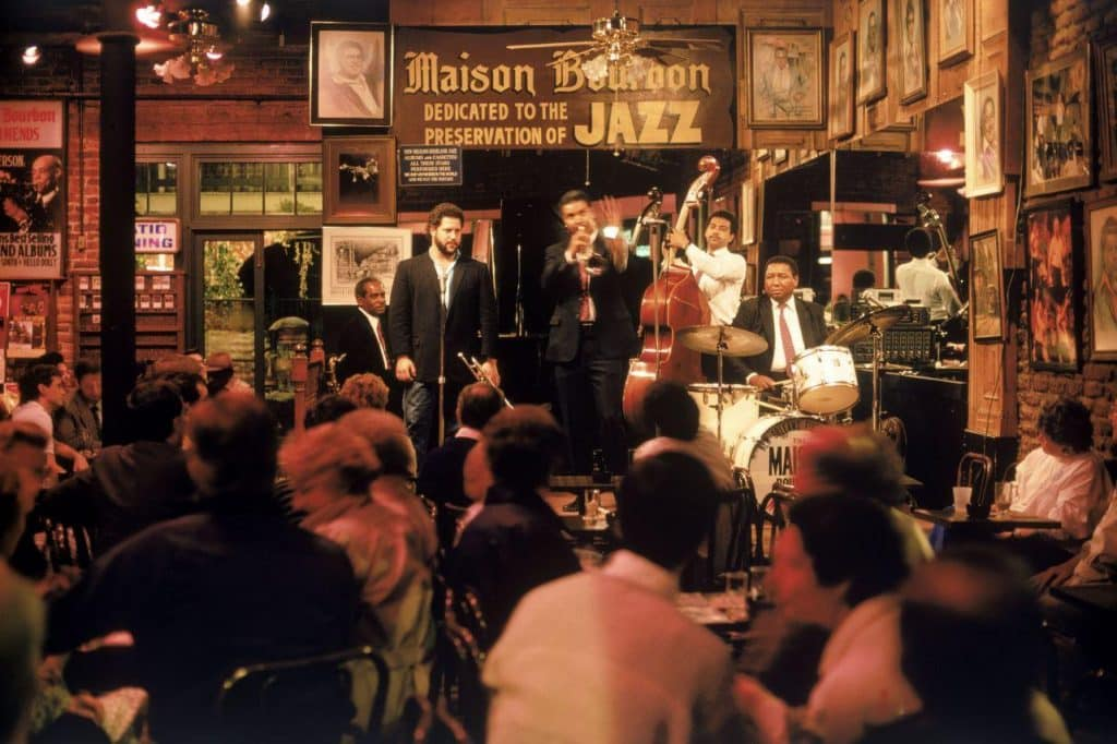 Jazz bars New Orleans