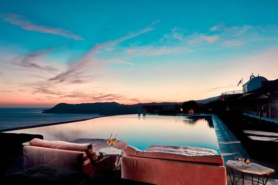 romantic hotels Mykonos