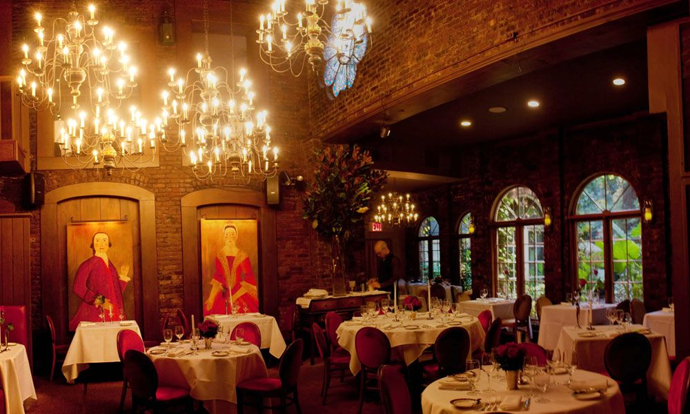 Restaurants For Valentine's Day In New York City