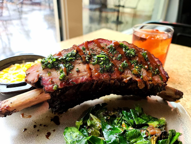 best ribs idaho