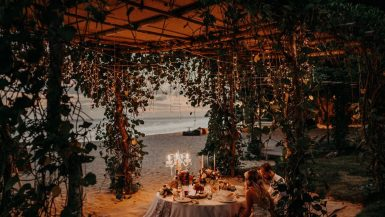 most romantic restaurants in the world.