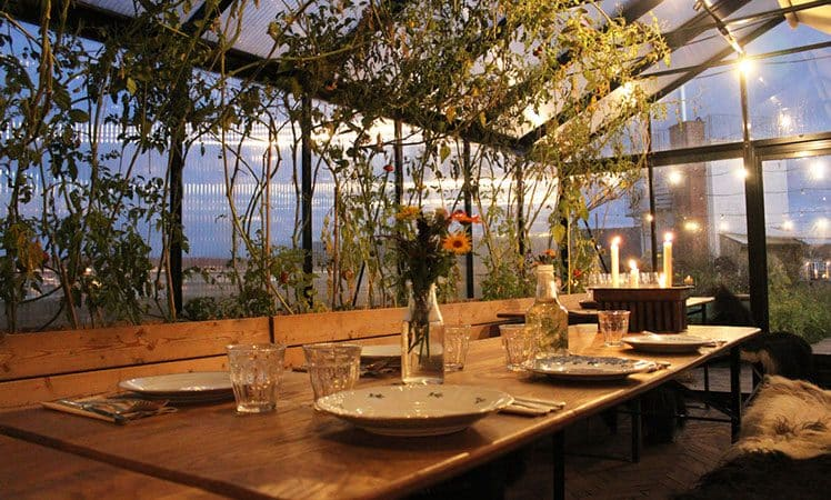 restaurants for Valentine's Day Copenhagen