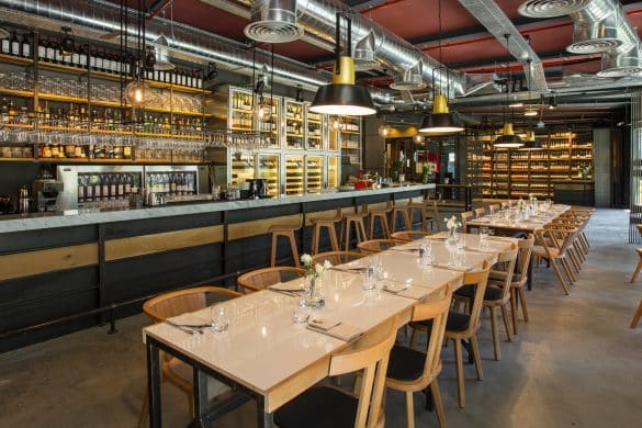best wine bars Istanbul