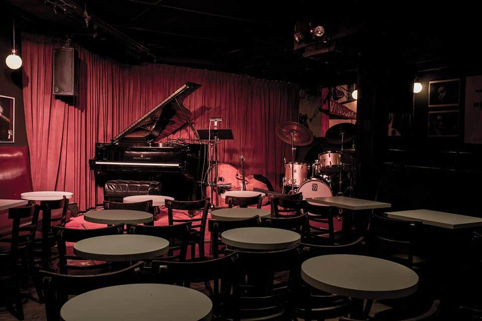 jazz bars new york