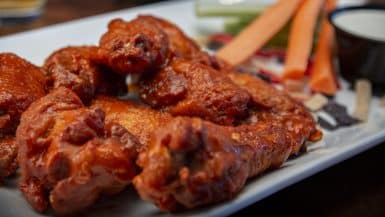 Best Chicken Wings In Norway