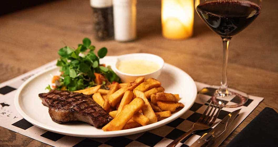 Best Places for Steak in Denmark