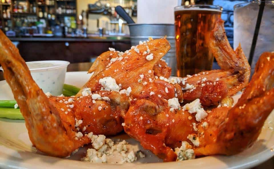 Best Chicken Wings in Sacramento