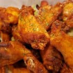 Chicken Wings In Virginia Beach