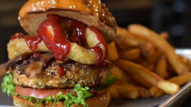 Rhode Island Burgers