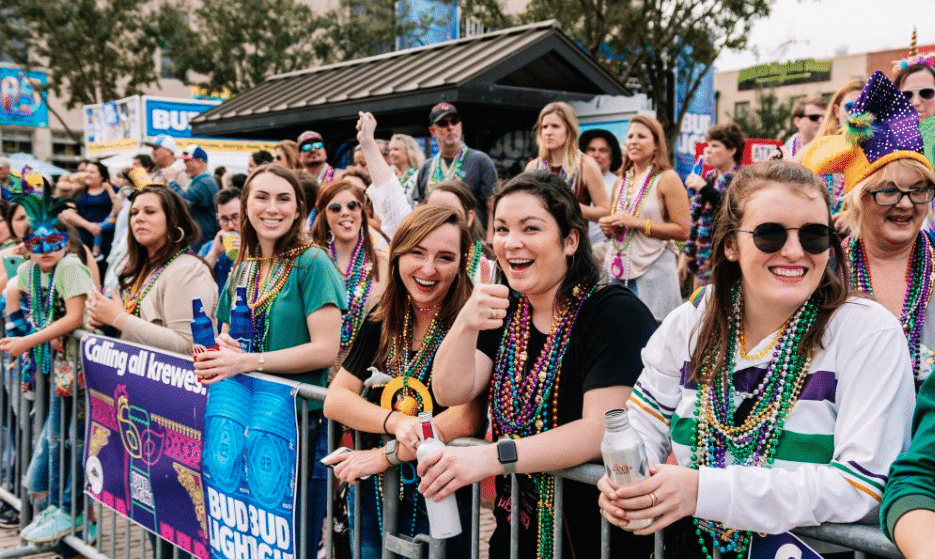 Best Mardi Gras Carnival In The US