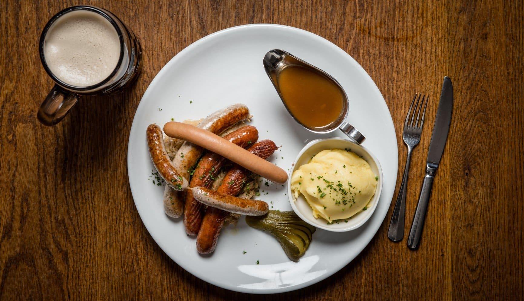 Best German Sausages in Melbourne