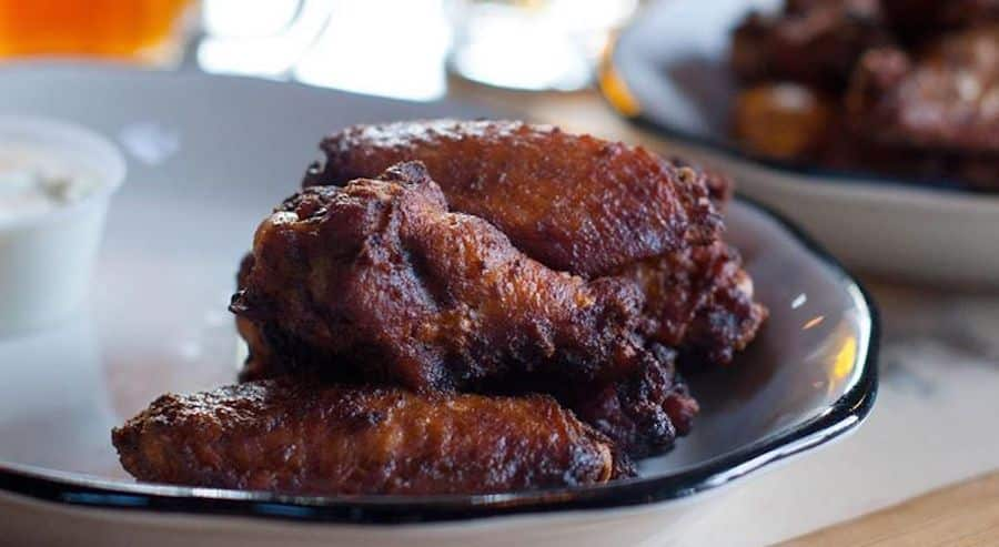 Where to Eat Wings In Jersey