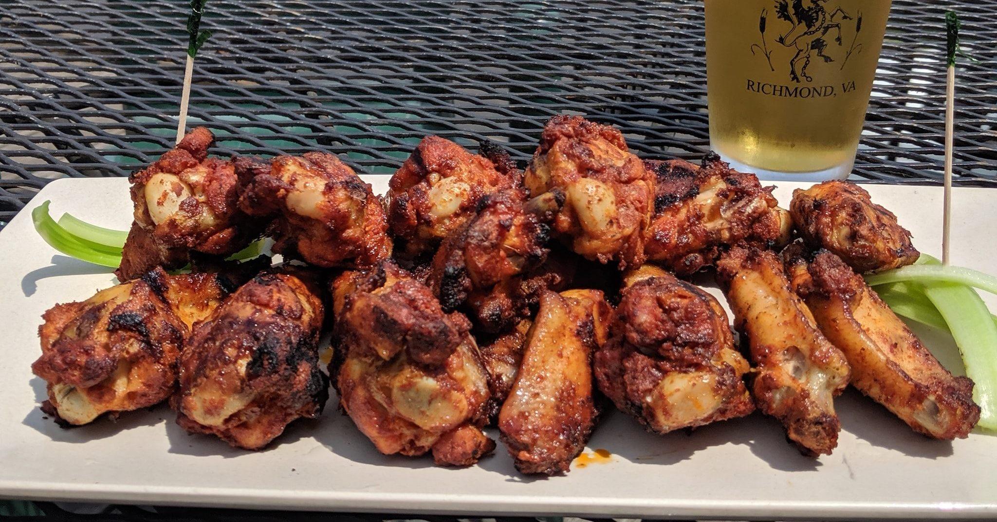 Best Chicken Wings In Richmond
