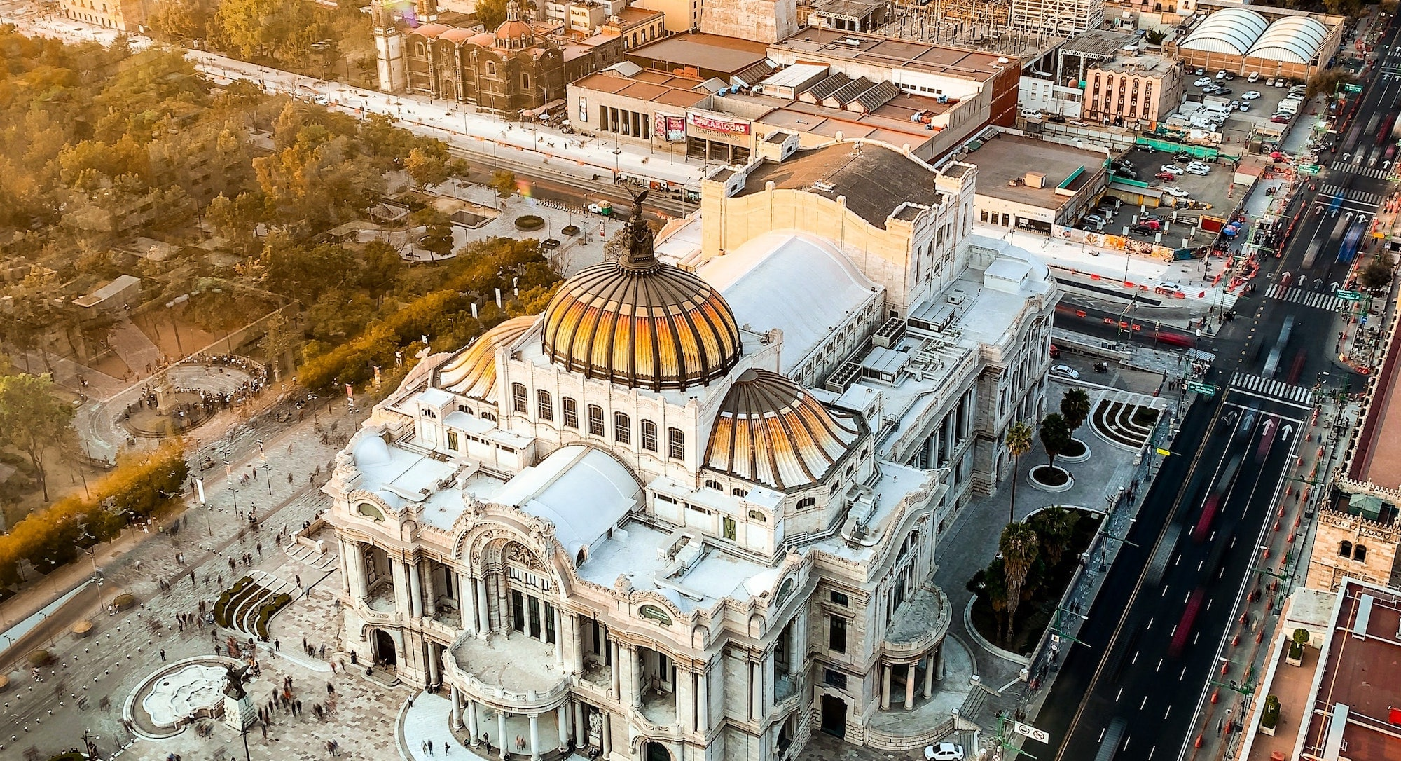 Is Mexico City Really Sinking?