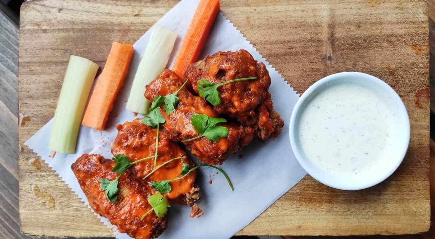 Best Chicken Wings in Asia