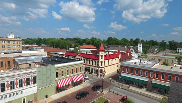 Newberry Small Town