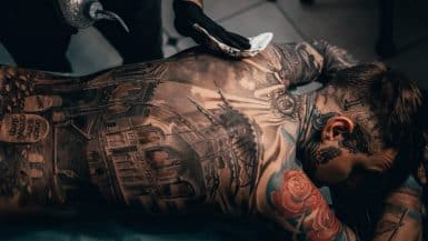 Best Tattoo Parlours in Europe 2020