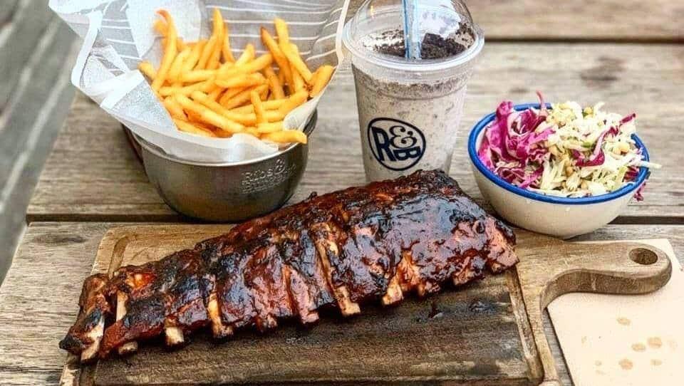 Ribs & Burgers Perth Best BBQ in Western Australia