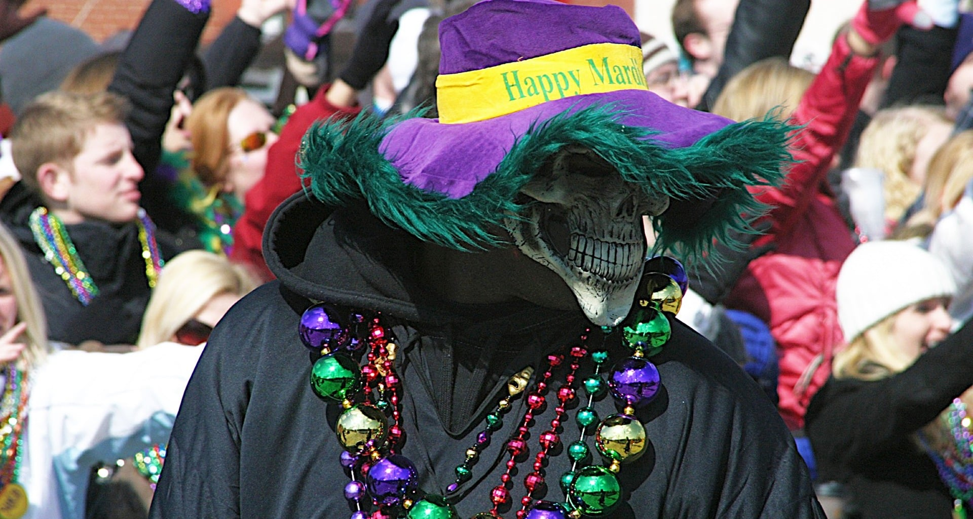 Where to Celebrate Mardi Gras 2020