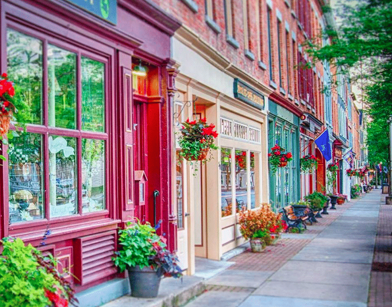 charming small towns