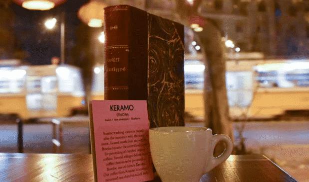 Kelet Cafe Hungary Coffee