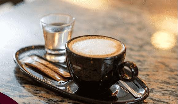 Kolcey Art Cafe Hungary Coffee