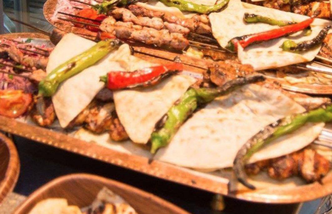 Kebabs In Hamburg
