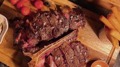 Steak In Portugal
