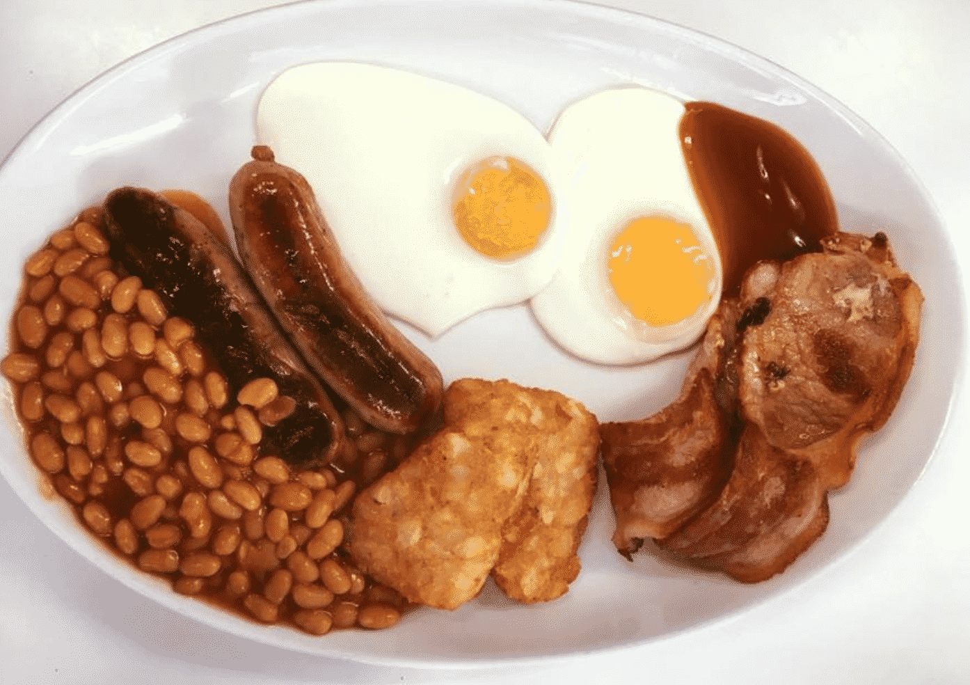 Full English Breakfasts