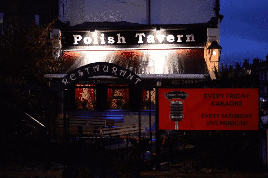 Best Polish Bars In London