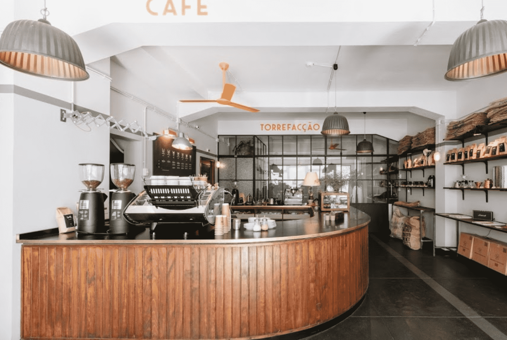 Coffee Shops In Porto