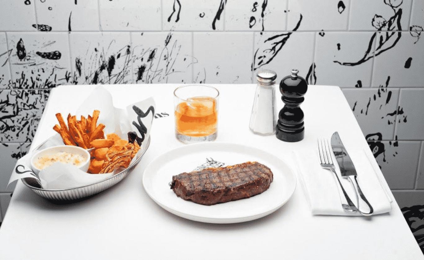 Steak in Sweden