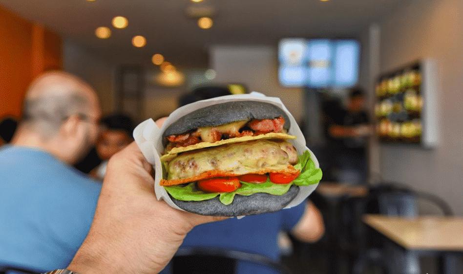 Burgers in Penang