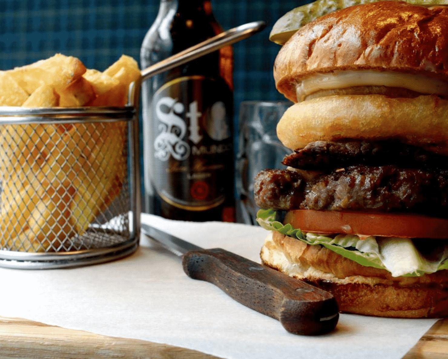 Burgers In Scotland
